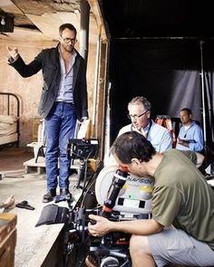 Tom Ford: 'I wore a suit on set. It's a uniform… I feel weak in trainers' | Film | The Guardian