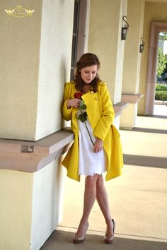 Beauty and the Beast Inspired Photo Shoot  #Disney