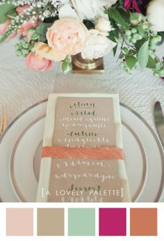 "Search for ""Color Palette"" - Simply Blue Weddings 