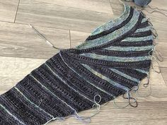 Ravelry: Project Gallery for Downtown Line pattern by Joji Locatelli