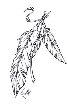Plumage Lineart par Beauty is DeviantArt - Plumage Lineart by kauniitaunia on DeviantArt Plumage Lineart par Beauty is Feather Drawing, Feather Tattoo Design, Feather Art, Indian Tattoo Design, Tattoo Plume, Atrapasueños Tattoo, Lace Tattoo, Indian Feather Tattoos, Indian Feathers
