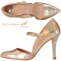 Womens Christian Siriano for PaylessWomen's Julie Mary Jane  MOST GORGEOUS shoes ever!!