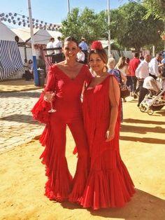 Flamencas en las Fiestas de Primavera 2018 | CayeCruz