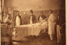 The White coat is the coat needed  Victorian doctors