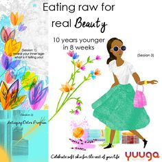 #Win '10 years younger in 8 weeks' by following us on twitter/pinterest + sending ua a few words why you think you should to info@yuugakemistri.com worth over £200!!!! #HealthyHabits #YkLove #RawVegan #RawFood