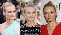 Los mejores peinados de Diane Kruger