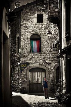 Italian street life