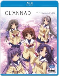 Clannad Blu-ray Complete Collection (Hyb) #RightStuf2013