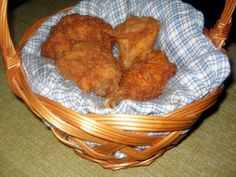 KFC Original Recipe Chicken (Copycat) http://www.food.com/recipe/kfc-original-recipe-chicken-copycat-393795?ic1=obinsite