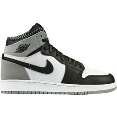 Air Jordan 1 Retro High OG ($75) ❤ liked on Polyvore featuring shoes, sneakers, jordans and nike