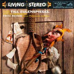 Strauss+Till+Eulenspiegel+Reiner+LP+200g+Vinyl+RCA+Living+Stereo+Analogue+Productions+QRP+2017+USA+-+Vinyl+Gourmet
