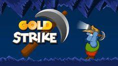 Gold Strike Flash Game