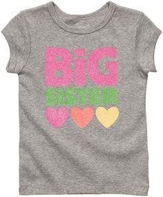 """Big Sister"" hopefully sooner than later! :)"