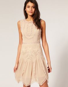 Reception dress? [Or a lovely Sundress for a normal day.] Asos $68.96