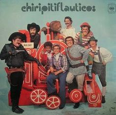 Las Series TV de mi infancia: Los chiripitifláuticos (1966-1976)