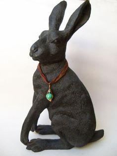 Copper wire wrapped in herringbone style by DreamCornerJewelry, $15.00
