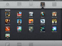 Games for iPad