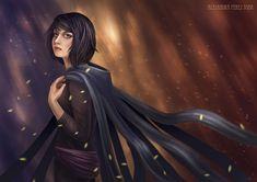 Vin - Mistborn by Alejandra-perez.deviantart.com on @deviantART