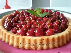 This is my batch: Raspberry Tart my way Blog Patisserie, Raspberry Tarts, Number Cakes, Culinary Arts, Biscuits, Cheesecake, Dessert Recipes, Food And Drink, Snacks