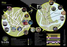 B-Side Festival Map