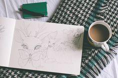 sketchbook by oanabefort,
