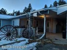 Newcastle, WY home for sale! 23355 US-85 - 4 bd, 2 ba, 1856 sqft, 11.25 acres. Call Team Properties Group for your showing 307.685.8177