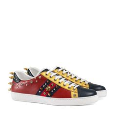 new products 66fea e2f08 Gucci Ace Sneakers for Men   Discover the Collection   Gucci.com