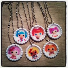 LalaLoopsy Party favors $18 for six!