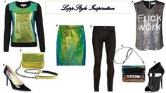 Check out and shop these Holographed looks http://thefashionistastories.blogspot.com/2013/11/loppstyle-inspiration-get-holographed.html