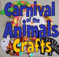 Mrs. King's Music Room: Carnival of the Animals Crafts
