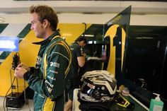 Giedo van der Garde will make his official Formula One race debut at the Australian Grand Prix in Melbourne in March. The Dutch driver signed a contract with Caterham with support from his sponsor McGregor. http://www.racedepartment.com/2013/02/f1-caterham-signs-guido-van-der-garde/