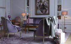 Suite Prestige Emile Wolf, Hotel Lancaster, Paris, France