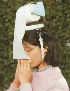 Japanese Invention ~  :) I can't believe this! :) I so need this!!!!!! Kinda funny yet super super cool!!!!!