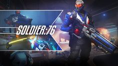 Download Soldier 76 Overwatch Wallpaper by Pt Desu 2560x1440