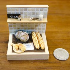 Miniature bread♡ ♡