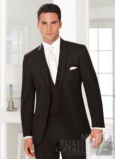 Black 'Ceremonia' Suit from http://www.mytuxedocatalog.com/catalog/rental-tuxedos-and-suits/C990-Black-Ceremonia-Suit/
