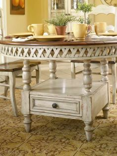 Country Cottage Dining Collection