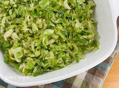 shredded brussel sprouts??? anyone had these?