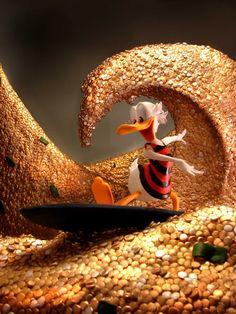Scrooge McDuck by sculptwerks.deviantart.com on @deviantART