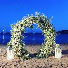 Wedding Planner, Destination Wedding, Wedding Day, Arch Flowers, Greece Wedding, Wedding Vendors, Weddings, Flower Fashion, Luxury Wedding