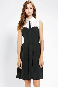 Black and white urban outfitters