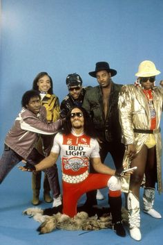 Grandmaster Flash and the Furious Five (US)