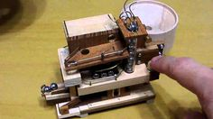 Small marble machine chronicle