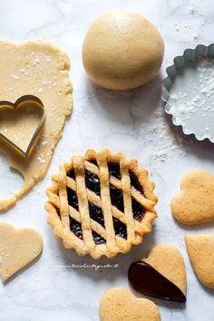 Raw Food Recipes, Sweet Recipes, Dessert Recipes, Gluten Free Desserts, Vegan Desserts, Sin Gluten, Torte Cake, Shortcrust Pastry, Vegan Sweets