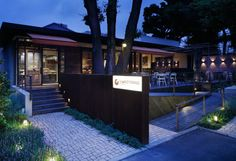 SHARED TERRACE restaurant by Moment Design, Tokyo