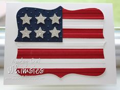 stampin up 4th of July cards | Happy 4th of July Stampin' Up! style