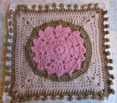 Peppermint Mocha by SmoothFox Crochet and Knit ~ free pattern