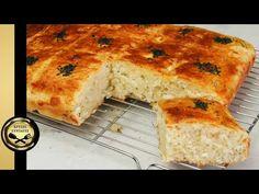 Μυρωδάτο Τυρόψωμο με έντονη γεύση - ΧΡΥΣΕΣ ΣΥΝΤΑΓΕΣ - YouTube Cheese Bread, Quiche, Banana Bread, Pizza, Baking, Breakfast, Desserts, Recipes, Breads