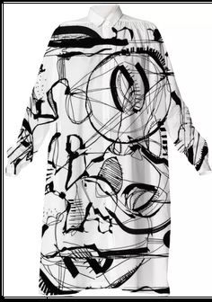 Shop The Struggle VP Shirtdress by 5wingerone | Print All Over Me