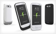 $49.99 for a Mophie Juice Pack for a Galaxy S III ($99.99 List Price). Two Colors Available. Free Shipping and Returns.